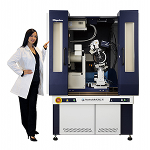 Rigaku AutoMATE II - X-Ray Residual Stress Measument System