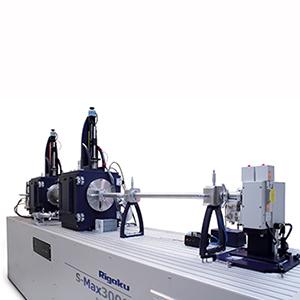 Rigaku S-MAX3000 - Small Angle X-Ray Scattering (SAXS) Pinhole Camera System