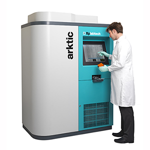 TTP Labtech arktic automated compact biostorage