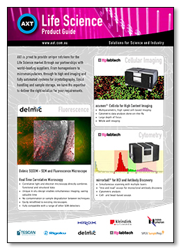 AXT Life Science Product Guide