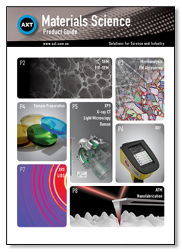 AXT Materials Science Product Guide