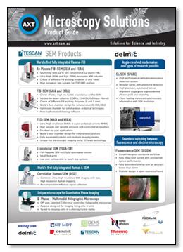 AXT Microscopy Solutions Brochure