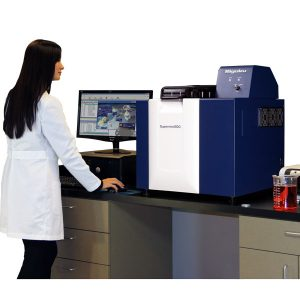 Rigaku Supermini200 - Benchtop Sequential WDXRF Wavelength Dispersive X-Ray Fluorescence Spectrometer