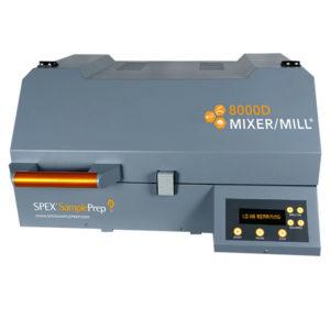 SPEX 8000D Mixer Mill - high energy ball mill