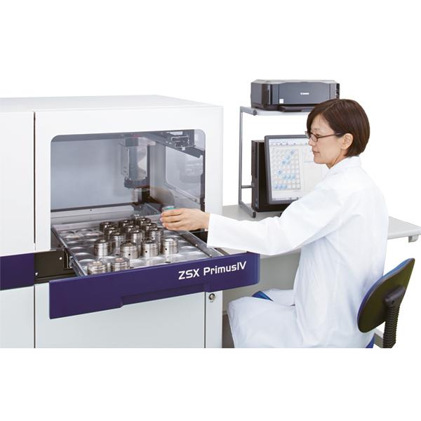 Primus IV – Tube-Above Sequential WDXRF Spectrometer
