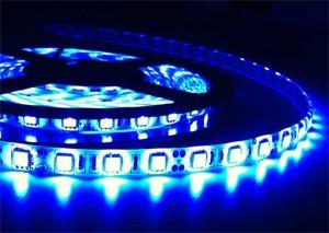 blue SMD led strip