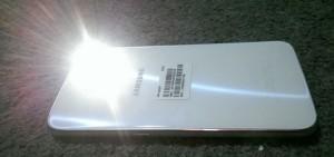 Samsung galaxy S6 LED